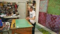 VIDÉO-INTERVIEW DE L'ARTISTE PEINTRE JEAN-PIERRE SERGENT PAR LIONEL GEORGES 4/4 : LES INFLUENCES