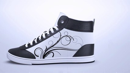 Sneakers Can Change Appearance