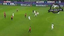 Manchester United 1st Chance to Score - Wolfsburg vs Manchester United - Champions League - 08.12.2015