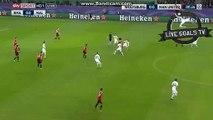 Manchester United BIG Chance - Wolfsburg v. Manchester United 8-12-2015
