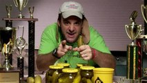 How To Become A Pickle Eating Champion