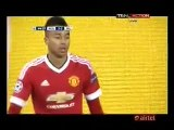 Manchester United Shocking Disallowed Goal _ VfL Wolfsburg 2-1 Manchester United - 09.12.2015 HD