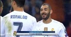 Karim Benzema Second Goal   Real Madrid 2-0 Malmoe FF (08.12.2015) Champions League