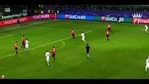 Wolfsburg vs Manchester United 2-1 Vieirinha Goal • Wolfsburg vs Manchester United 2015
