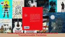 Read  Reconfigurable Manufacturing Systems and Transformable Factories Ebook Free