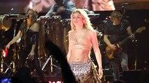 Shakiras World Tour BELLY DANCE, OJOS ASI 2016