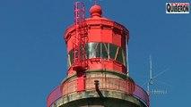 Belle-ile en mer - Le grand phare de Goulphar - TVBI Belle-ile-en-mer 24/7