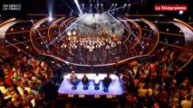 La France a un incroyable talent. Le retour triomphal  du bagad de Vannes