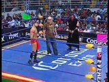 04 Alex Koslov, Chessman & Super Crazy vs. Extreme Tiger & La Hermandad Extrema