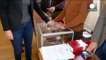 France's far-right Front Nationale wins first round of regional elections