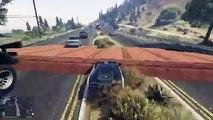GTA 5 Mods CRAZY MAN MADE CAR RAMP MODS! Most Fun GTA 5 Mods (GTA 5 Mods Showcase)