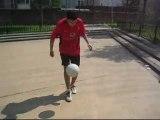football freestyle touzani