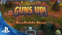 PlayStation Experience 2015: GUNS UP! - AVAILABLE NOW FOR FREE | PS4