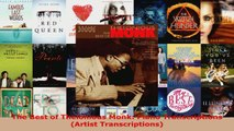 Read  The Best of Thelonious Monk Piano Transcriptions Artist Transcriptions EBooks Online