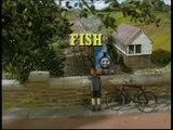 Τομας το τρενάκι - Το φορτίο με τα ψάρια  (Fish - Greek Dub)