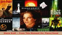 Read  Diana Krall  From This Moment On PianoVocal Ebook Free