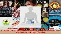 Read  Contractors Exam Flashcard Study System Contractors Test Practice Questions  Review EBooks Online