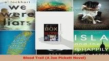 Read  Blood Trail A Joe Pickett Novel EBooks Online