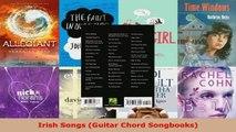 Read  Irish Songs Guitar Chord Songbooks Ebook Free