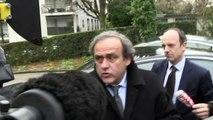 Platini é ouvido pelo Tribunal Arbitral do Esporte