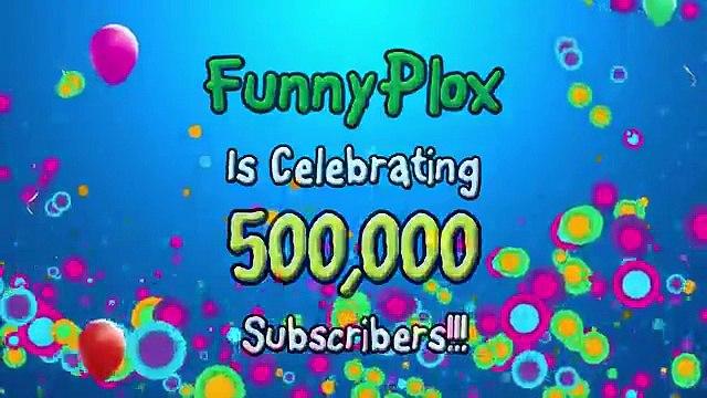 Funnyplox 500k Subscriber Giveaway - $500