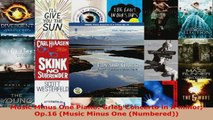 Read  Music Minus One Piano Grieg Concerto in A minor Op16 Music Minus One Numbered Ebook Free