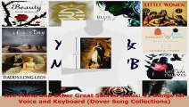 Read  Ave Maria and Other Great Sacred Solos 41 Songs for Voice and Keyboard Dover Song PDF Free