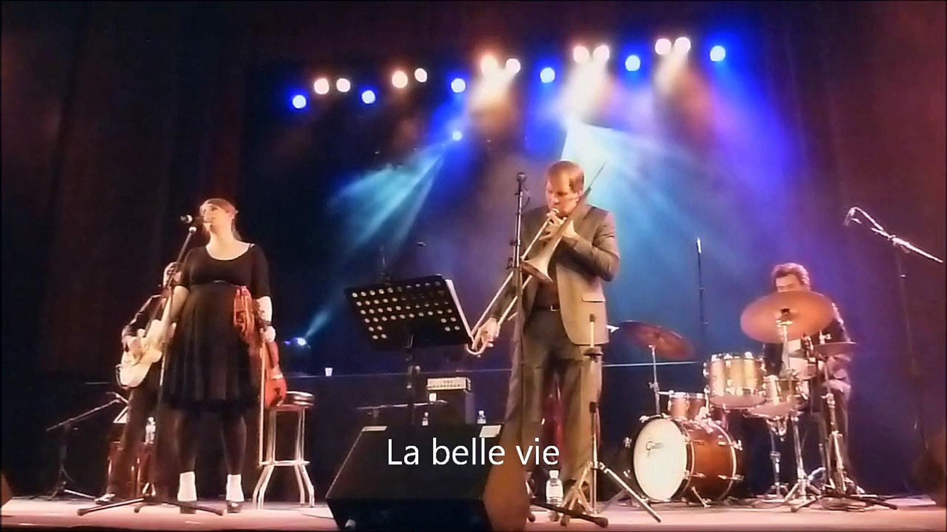 Aurore Quintet au Pecq