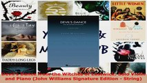 Read  Devils Dance from the Witches of Eastwick Solo Violin and Piano John Williams Signature EBooks Online