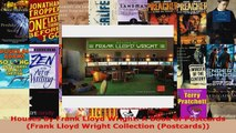 Read  Houses by Frank Lloyd Wright A Book of Postcards Frank Lloyd Wright Collection Ebook Free