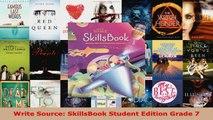 Download  Write Source SkillsBook Student Edition Grade 7 Ebook Free