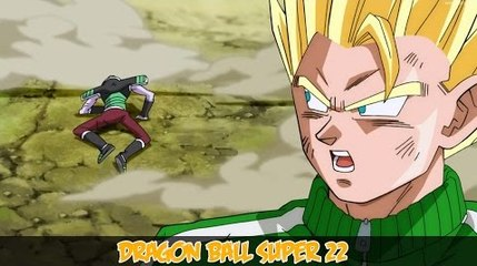 Review Dragon Ball Super Episode 22