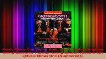 Read  Music Minus One Violin Great Scott Joplins Ragtime String Quartets The Zinn String Ebook Free