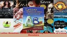 Read  Letter Beasties Childrens Rhyming ABC Book of Funny Monsters PDF Free