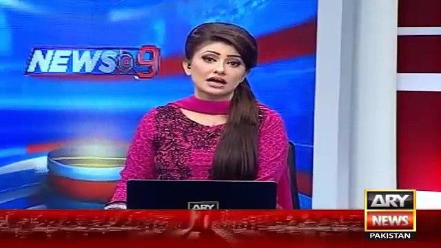 Ary News Headlines 3 December 2015 , Under Age Truck Driver Kill 2 People In Karachi