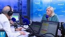 Régionales, immigration, radicalisation : Marine Le Pen répond aux questions de Jean-Pierre Elkabbach