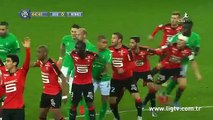VIDEO Saint-Etienne 1 – 1 Rennes (Ligue 1) Highlights