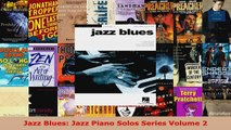 Download  Jazz Blues Jazz Piano Solos Series Volume 2 PDF Free