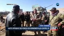 Irak - Ramadi : première étape dans l'offensive contre l'Etat Islamique