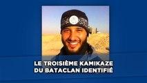Attentats de Paris: Qui est le troisième kamikaze du Bataclan identifié