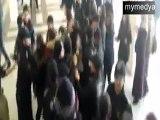 Eskişehir Osmangazi Üniversitesi'nde İHH standına saldırı