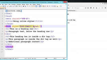 Learn Complete CSS in Urdu 10/75