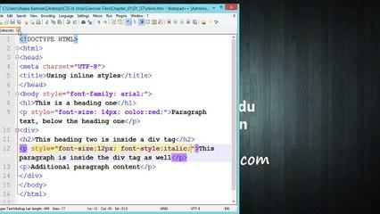 Learn Complete CSS in Urdu 11/75