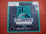 TECHNO CLUBMIX III.(DANCEHALL-MIX.)(12'' VARIOS.)(1990.)