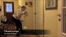 Une mamie de 90 ans jongle avec un ballon de Foot comme une pro