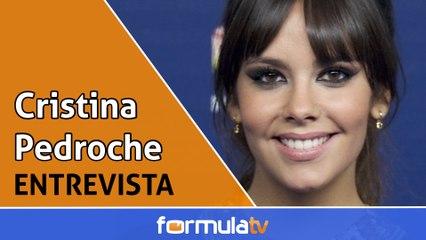 """Cristina Pedroche: """"De volver a presentar 'Pekín Express' sería menos seria"""""""