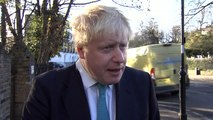Boris Johnson: Donald Trump is out of his mind
