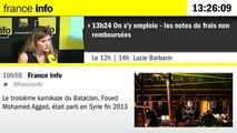 On s'y emploie : 600 millions d'euros de notes de frais non remboursés en France