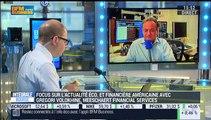 """Les tendances à Wall Street: """"On a vraiment besoin de bons résultats des entreprises et de signes de confiance de la part des dirigeants d'entreprises"""", Gregori Volokhine - 11/01"""