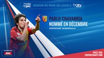 Ligue 2 / Trophées UNFP - Joueurs du mois : Pablo Chavarría